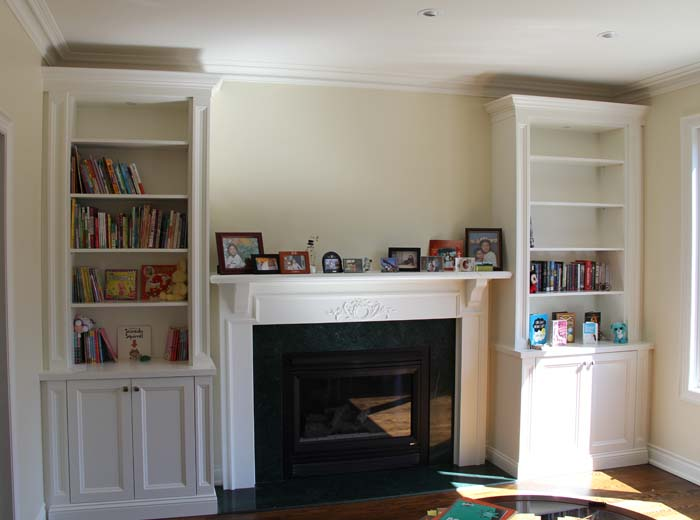 Custom Cabinetry, Built-In Wall Units | Mississauga